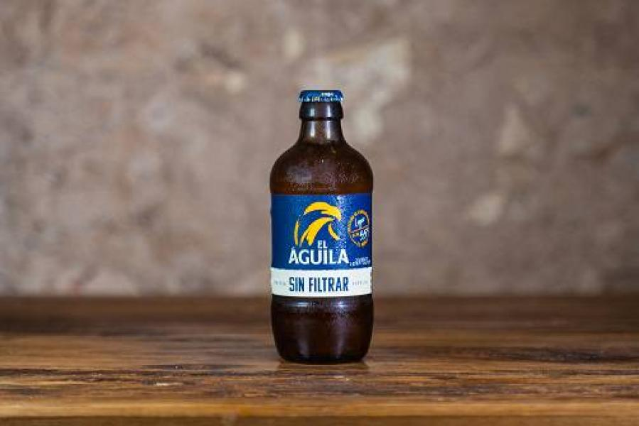 Aguila Sin Filtrar (330ml)