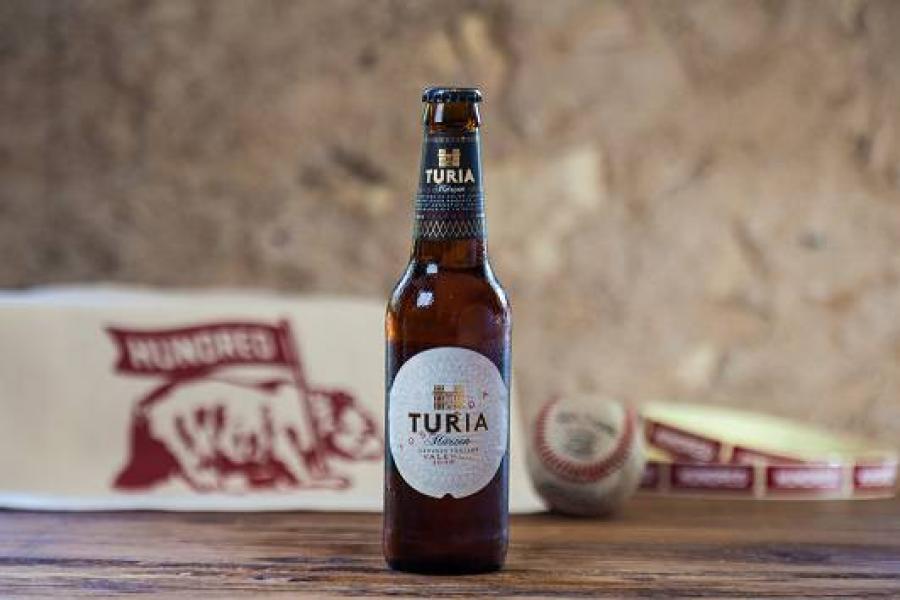 Cerveza Turia Tercio (330 ml)