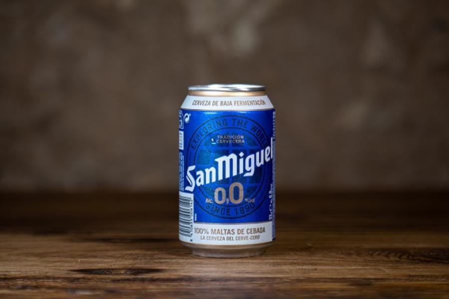 Cerveza Sin Alcohol 0,0