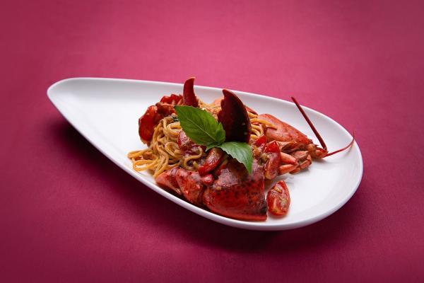 Spaghetti Chitarra al bogavante