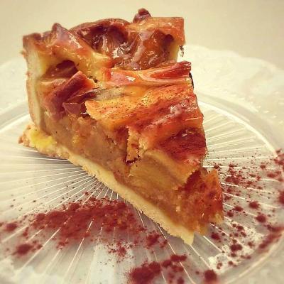 Tarta Manzana especiada