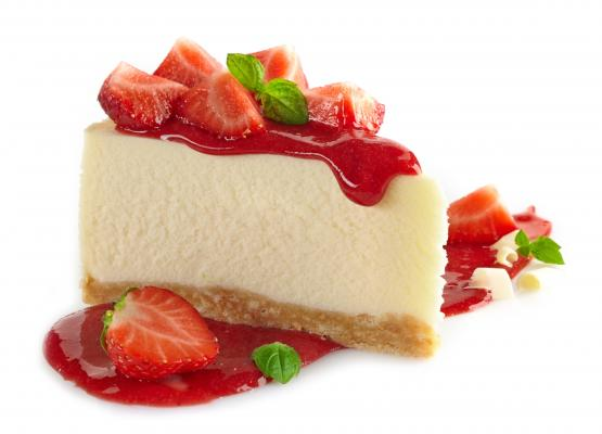 Tarta de Queso y fresa