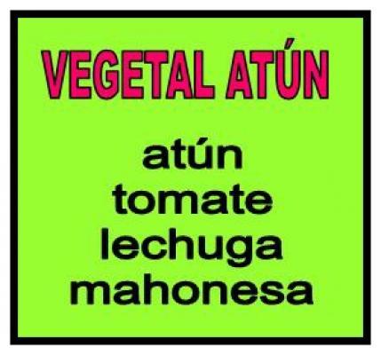 Medio vegetal de atún