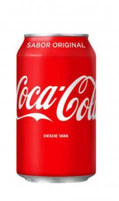 Coca-Cola en Lata