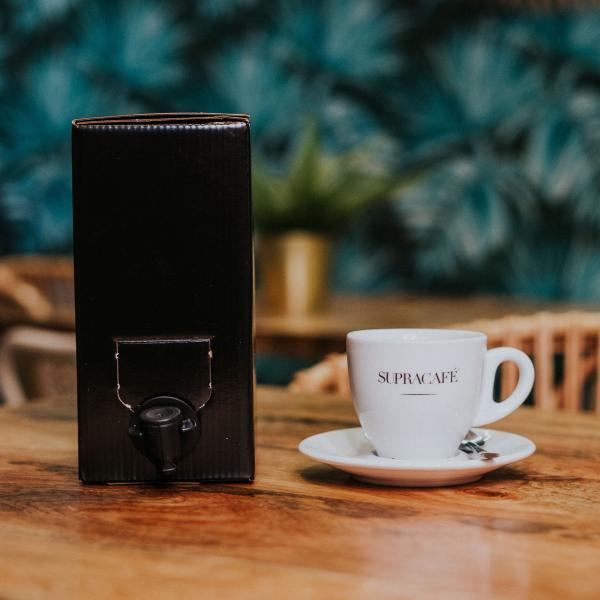 Termo de 1 litro de café