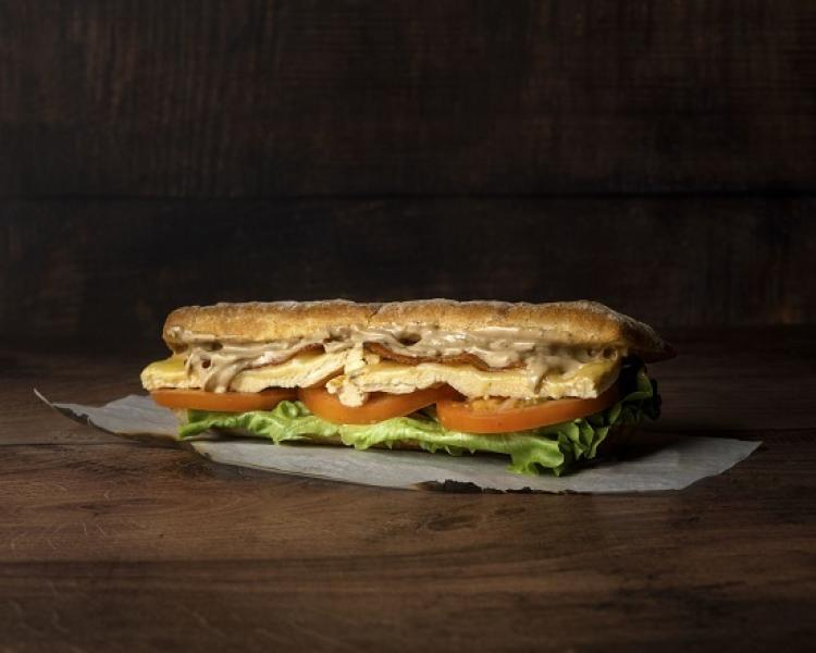 CLASSIC CHICKEN SANDWIC