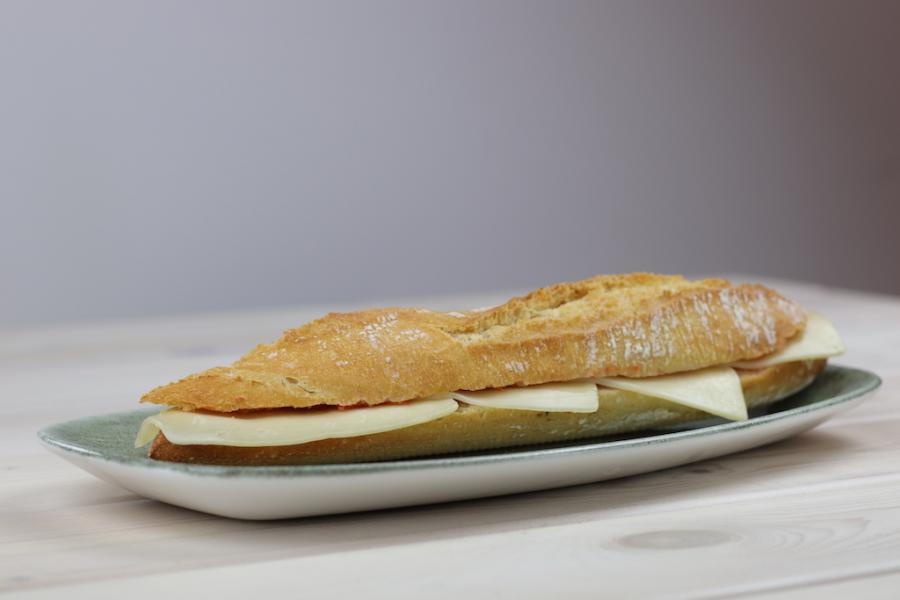 Bocadillo de queso