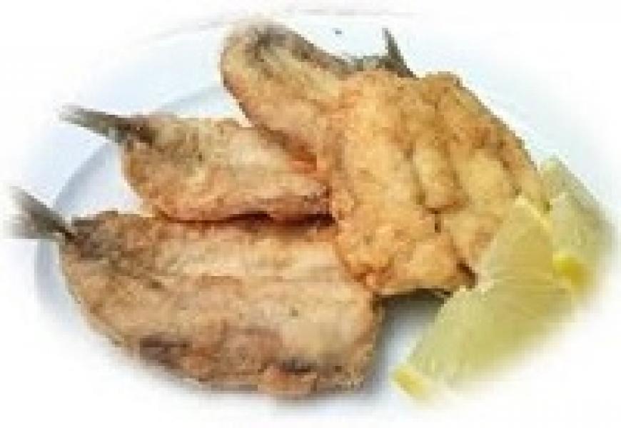 sardina filetes rebozadas
