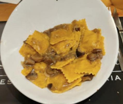 Pasta Rellena Funghi