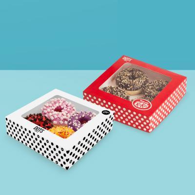 Pack especial: Surtido 2x4 Donuts a elegir (4/8 pers).
