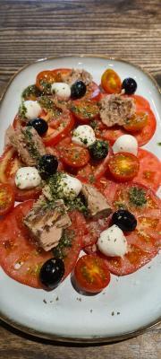 Ensalada de Tomates variados
