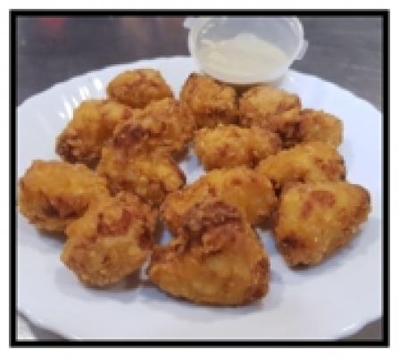 Krispitas de pollo
