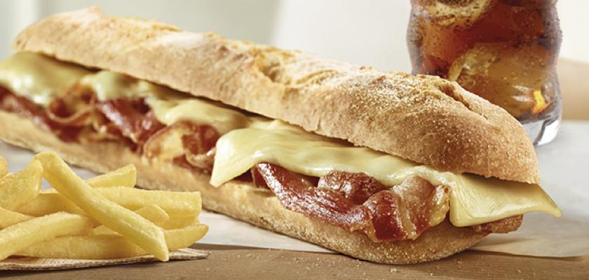 109. Bocadillo de Bacon