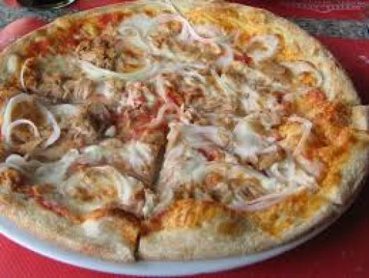 PIZZA CALVARIO