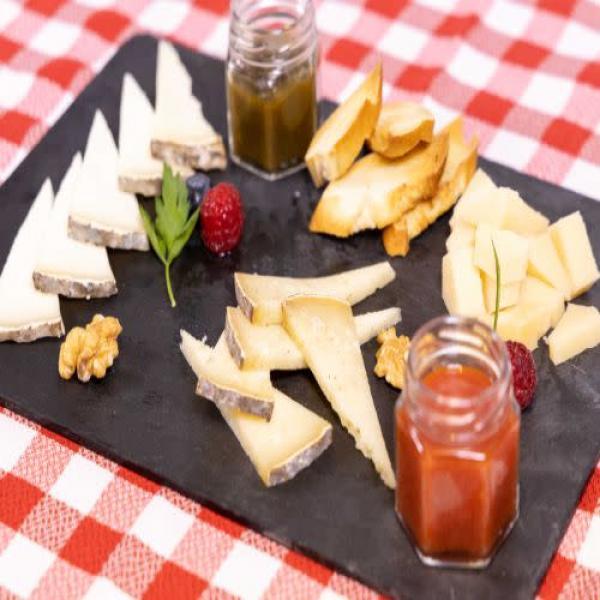 Surtidos de quesos Valencianos