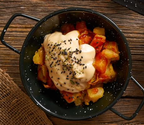 Patatas de la Casa  /142