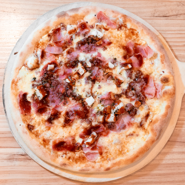 Pizza Cremosa