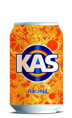 Kas naranja Lata