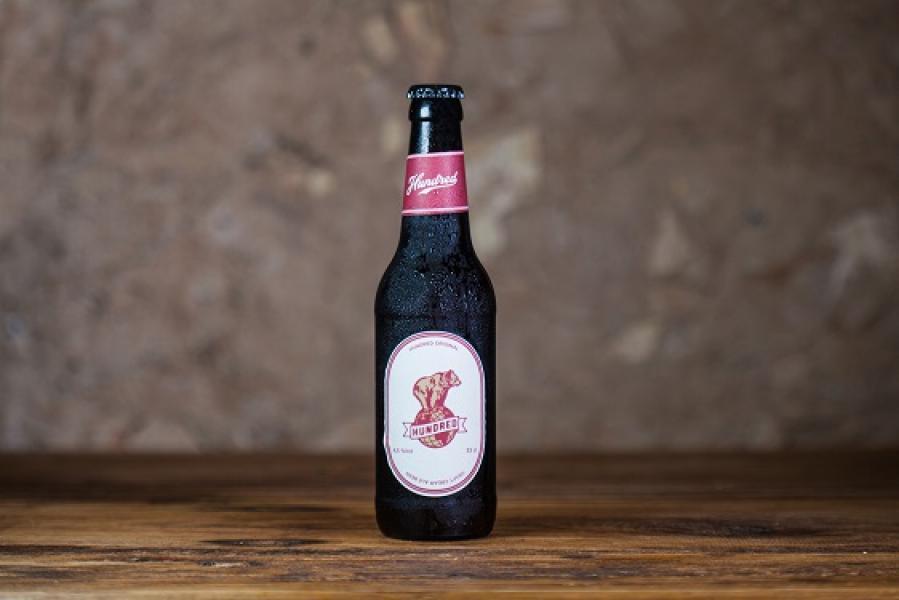 HUNDRED Beer (300ml. Artesana)