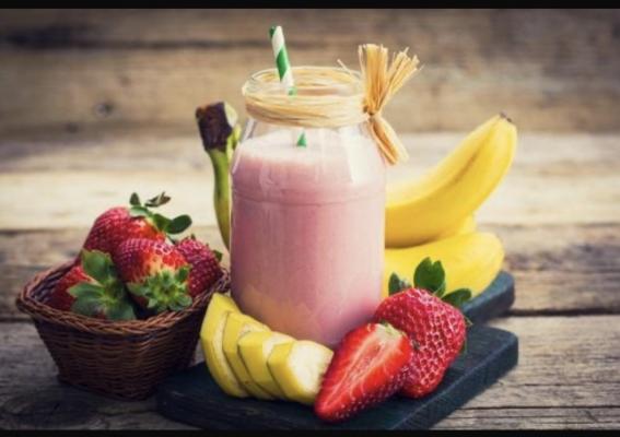 Smoothie proteinas