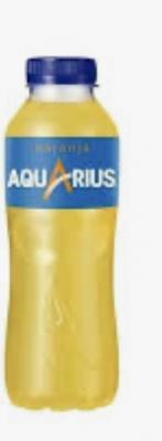Aquarius llevar naranja