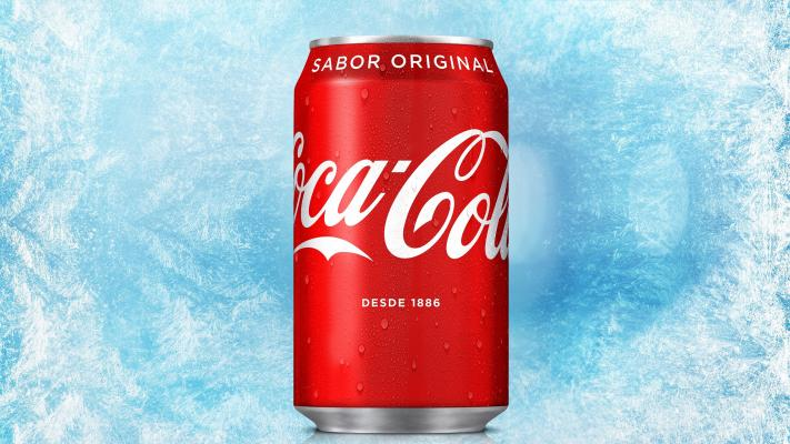 Coca-Cola Sabor Original lata 330ml