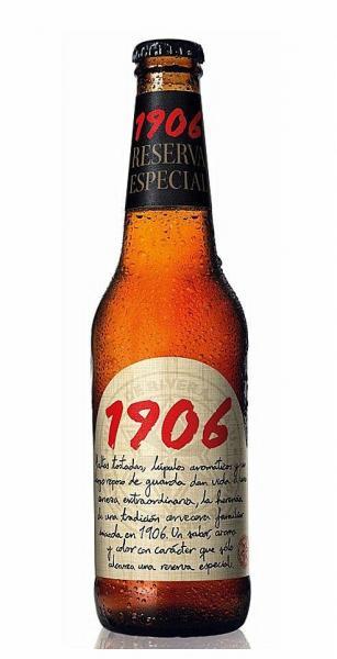 CERVEZA ESTRELLA GALICIA 1906 33cl