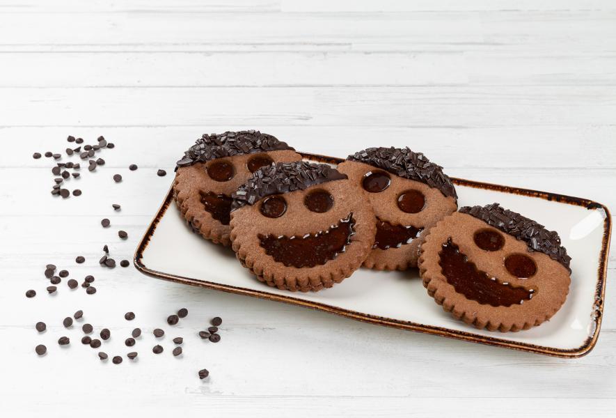Galleta carita chocolate (unidad)