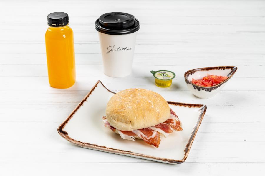 Desayuno Ibérico