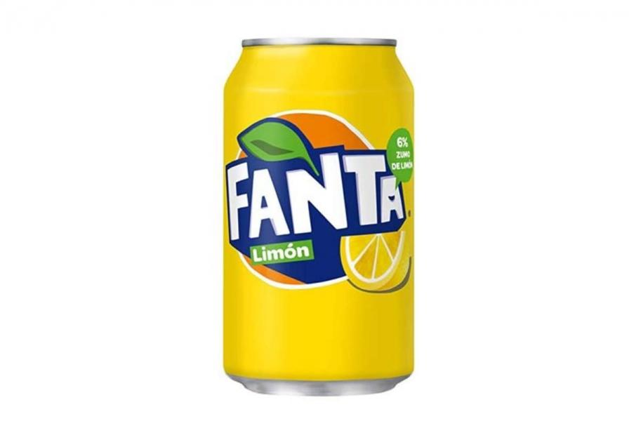 Fanta de limón (30 cl.)