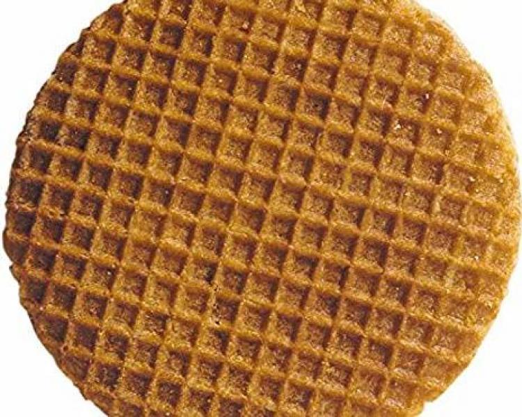 4 Galleta waffle para helados
