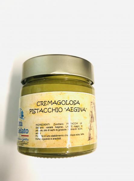 Crema golosa de pistacho 250gr