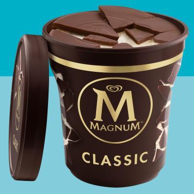 Tarrina Magnum Classic 440ml