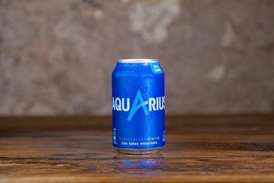 Aquarius Limón (330 ml)