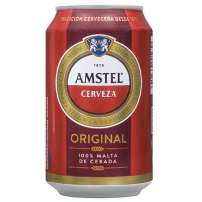 Amstel Original Lata