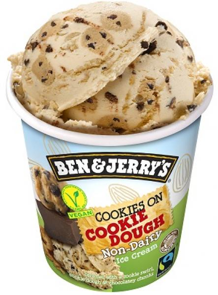 Vegan Cookies on Cookie Dough (500ml)
