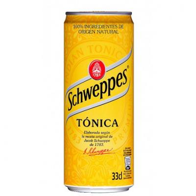 Tónica Schweppes
