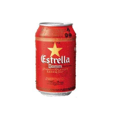 Cerveza Estrella Damm 33cl