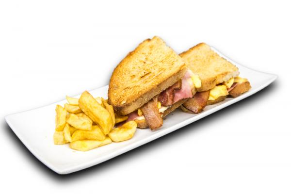 Sandwich Ranchero